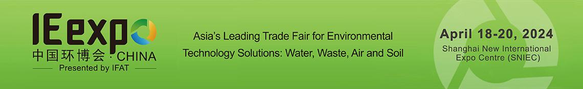 triển lãm Máy móc và Công nghệ xử lý Nước, Nước thải, Chất thải rắn và Tái chế